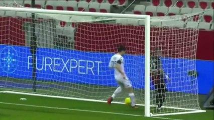 Le résumé de la rencontre OGC Nice - FC Lorient (2-2) 20-21