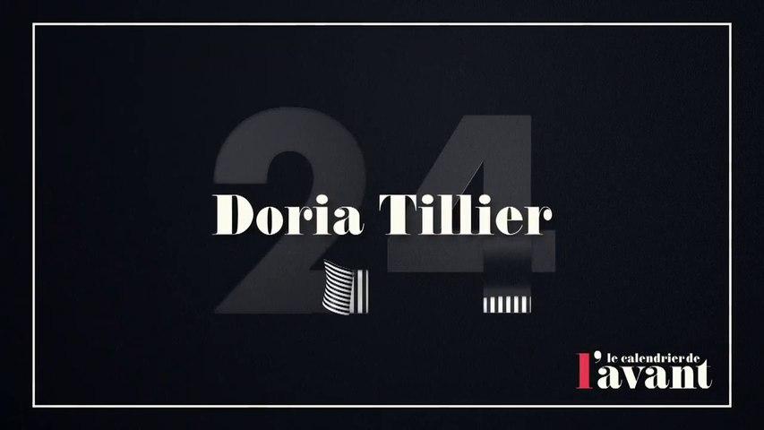 #24 - Doria Tillier en Miss Météo dans Le Grand Journal - Calendrier CANAL+