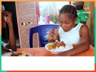 Sirbalo clinic : Hungry belly has no ear