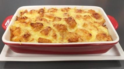Pure patate me  pulë në tavë balte nga zonja Vjollca