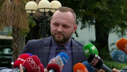 Incidente në Parlament/ Halit Valteri i opozitës së re, sulmon socialistin Damian Gjiknuri