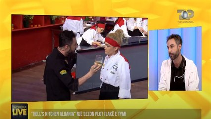 """""""Hell's Kitchen Albania"""" një sezon plotë flakë dhe tym - Shqipëria Live, 5 Shtator 2020"""