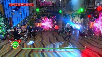 ¡Yuri y Mijares se enfrentarán en este gran Duelo de Imitadores navideño! | Venga La Alegría