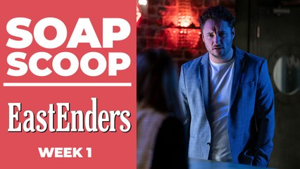 EastEnders Soap Scoop! Martin and Ruby's dramas continue