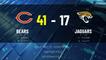 Bears @ Jaguars Game Recap for SUN, DEC 27 - 02:00 PM ET EST