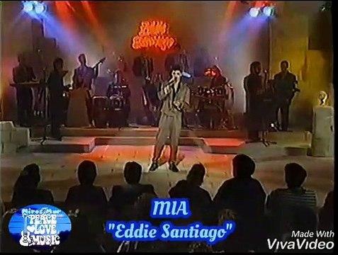 "MIA ""Eddie Santiago"" Salsa Cumbiando  ¸ ¸.•*¨*• ♪♫"