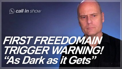 """FIRST TRIGGER WARNING: """"As Dark as it Gets"""""""