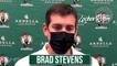 Brad Stevens Explains Lack of Aaron Nesmith Minutes - Pregame Interview