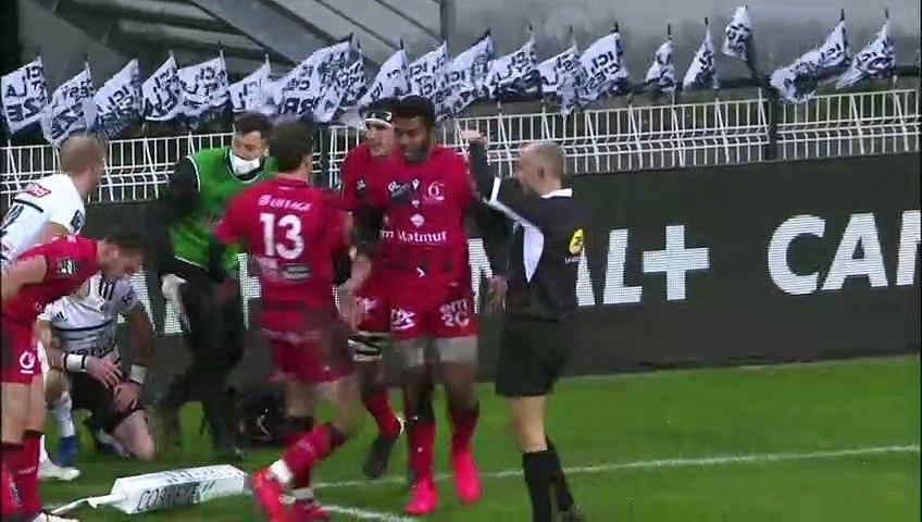 Video : Video - Résumé - Brive - LOU Rugby - J12 Top14 2020 /2021