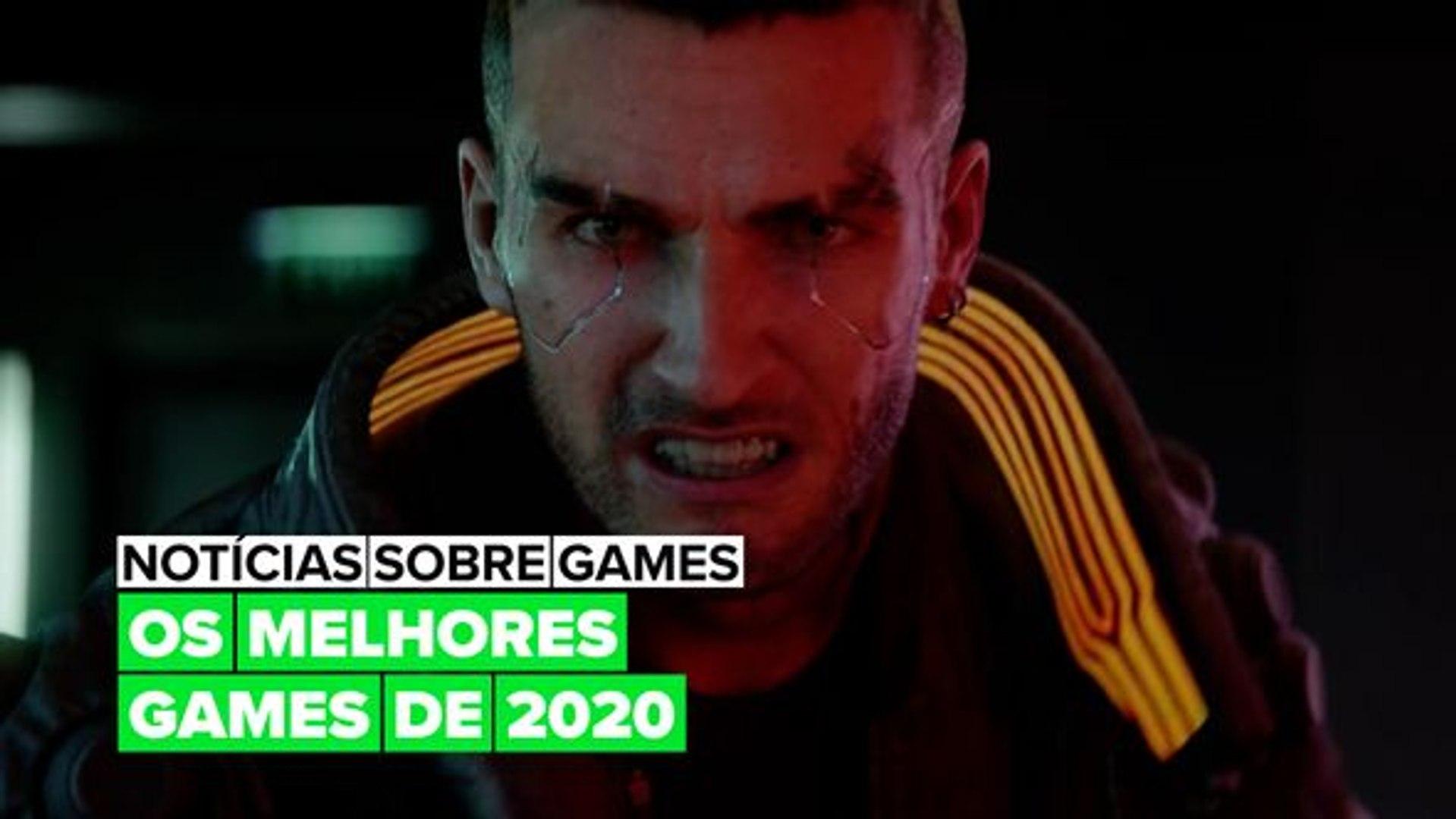 Estes são os 5 melhores games de 2020