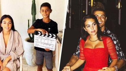 L'incroyable vie de Cristiano Ronaldo et Georgina Rodriguez   Oh My Goal