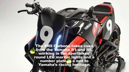 Yamaha XSR900 Gets XR9 Carbona Pikes Peak Racing Treatment