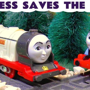 New Duchess from Thomas and Friends Accident and Rescue Toy Story with the Funny Funlings in this Family Friendly Full Episode English Video for Kids from Toy Trains 4U