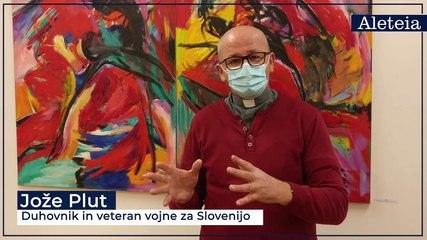 Dr. Jože Plut vošči ob začetku praznovanja 30-letnice Slovenije