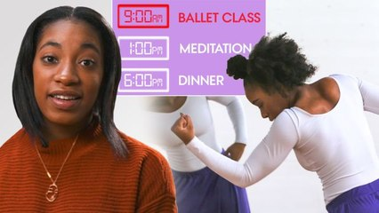 19-Year-Old Dancer's Daily Routine 1 Week Before a Show