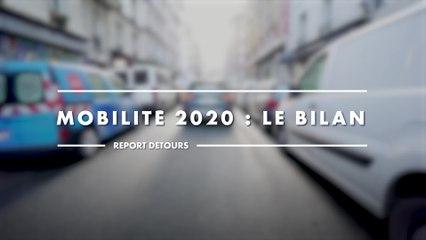 Mobilité 2020 : le bilan - Tuto Détours