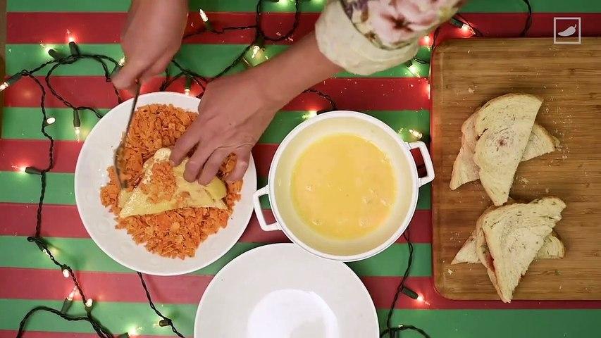 Checa esta receta de antojos de pan y queso  | #Chilantojos | CHILANGO