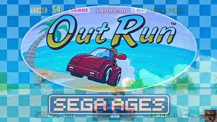 Review 769 - Sega AGES Outrun (Switch)