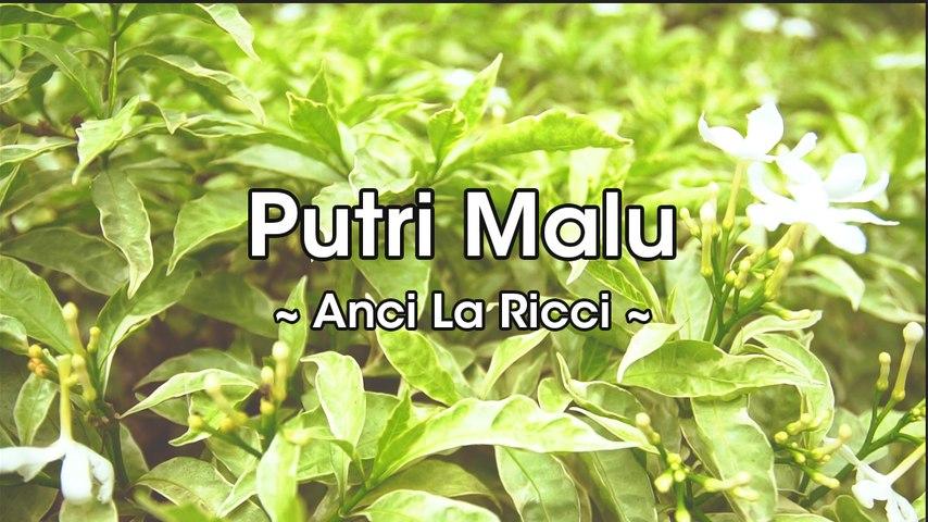 Anci La Ricci - Putri Malu (Official Lyric Video)