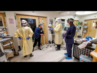 Conditions at LA County hospitals already dire likely to worsen