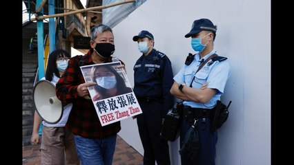 Chinese citizen journalist sentenced to 4 years over COVID 19 reporting
