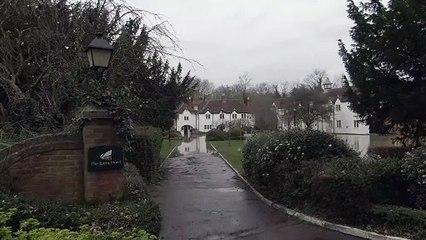 Bedford floods