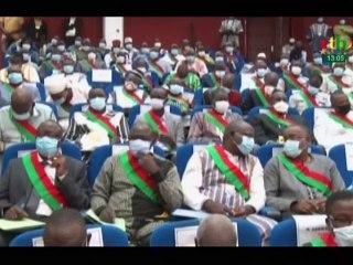 RTB / Rencontre avec les membres de la 8e législaturede l'assembléenationale