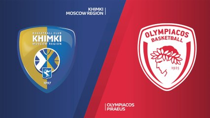 EuroLeague 2020-21 Highlights Regular Season Round 17 video: Khimki 88-105 Olympiacos