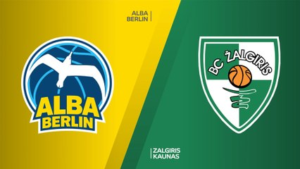 EuroLeague 2020-21 Highlights Regular Season Round 17 video: ALBA 71-74 Zalgiris