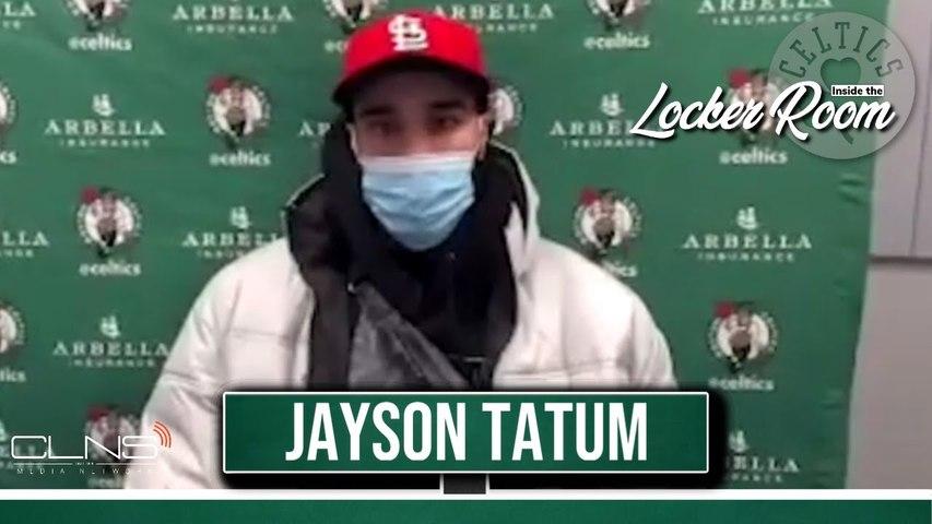Jayson Tatum on Epic Celtics COMEBACK over Pacers