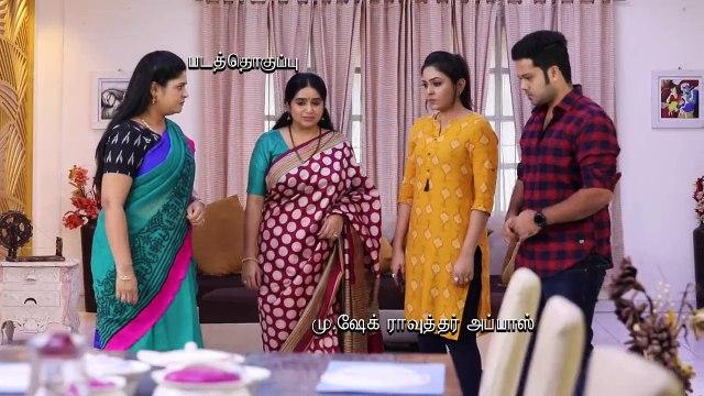 Kaatrin Mozhi 08-01-2020 Vijay TV Serial