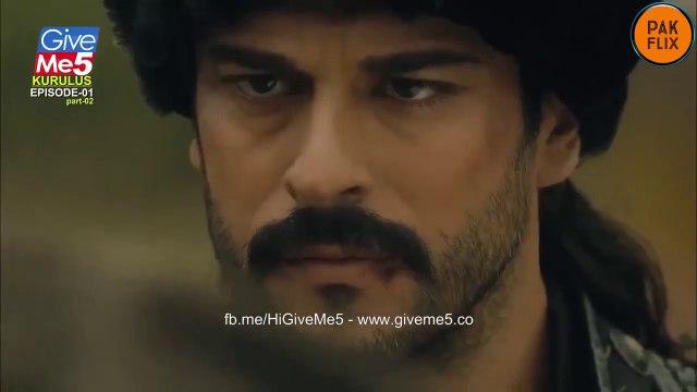 Kurulus Osman Season 1 - Episode 1 with Urdu Subtitles PART 2
