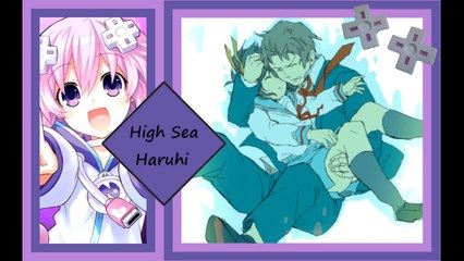 Nep MUGEN: High Sea Haruhi