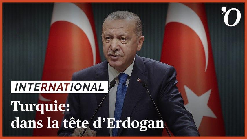 La Turquie au XXIe siècle: dans la tête de Recep Tayyip Erdogan