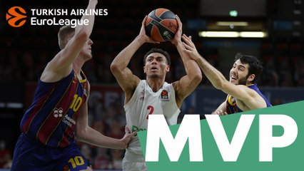 MVP of the Week: Wade Baldwin, Bayern