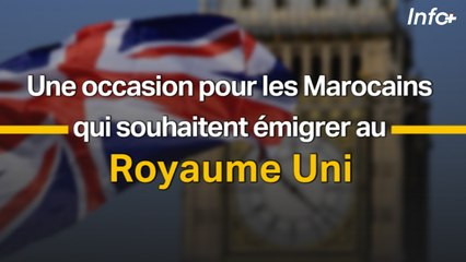 Une occasion pour les Marocains qui souhaitent émigrer au Royaume Uni