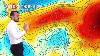 Illustration de l'actualité La météo de votre lundi 4 janvier 2021