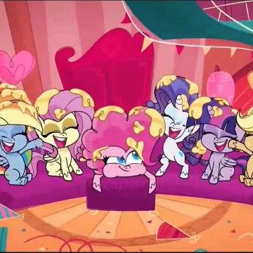 Pony Life  - S1E15 - Bepalackozva | Minden, ami remeg - magyar felirattal