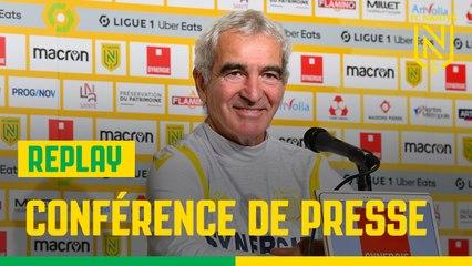 Replay   Conférence de presse de Raymond Domenech