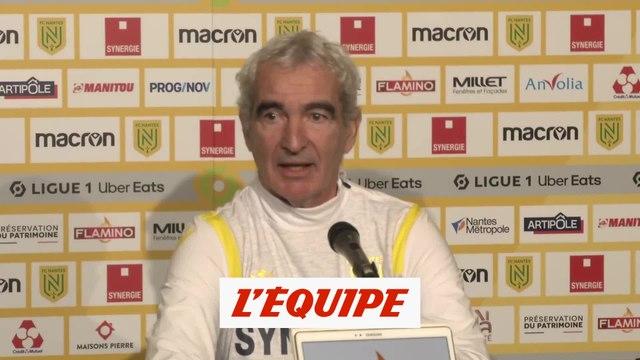 Domenech sur les limites d'âge pour les entraîneurs : « Un malentendu » - Foot - L1 - Nantes