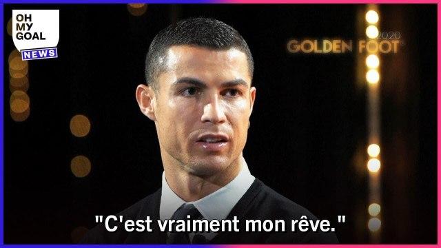 Le plus grand rêve de Cristiano Ronaldo | Oh My Goal