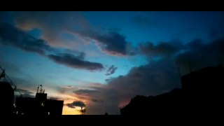 Satisfying Time Lapse of clouds Time lapse Indian