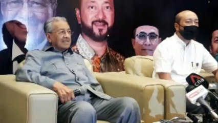 Tun Mahathir: Bersatu Which Is A Malay-Muslim Party Is Now A Multiracial Party, Is Proven A Lie