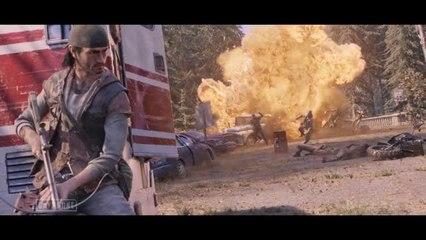 Days Gone - One Bullet TV Commercia  PS4