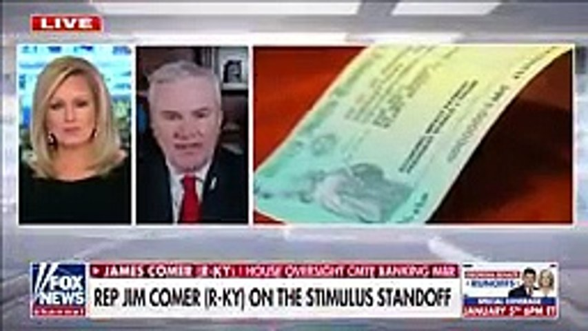 Wish the Senate would have standalone votes on different bills- Rep. Comer