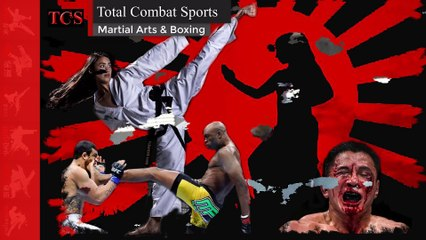 Total Combat Sports intro video