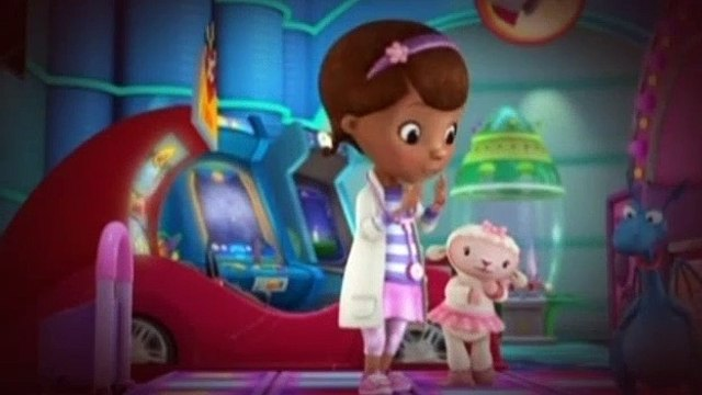 Doc McStuffins S01E06 Arcade Escapade Starry, Starry Night