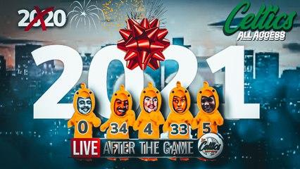 Celtics Post Game LIVE Happy New Year
