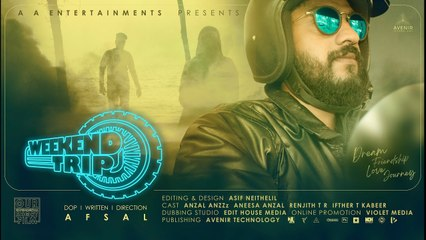 Weekend Trip | Experimental Shortfilm | Directed By Afsal | A A Entertainments