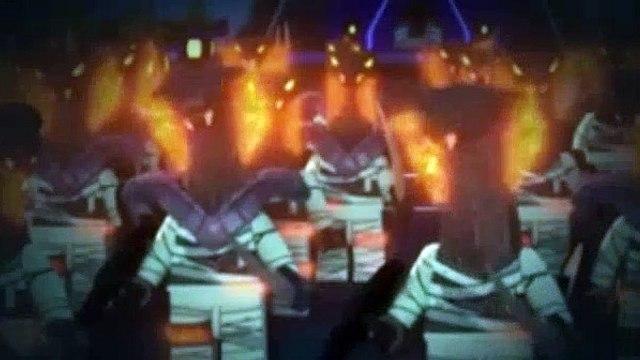 LEGO Ninjago Masters Of Spinjitzu Season 12 Episode 14 - Vengeance is Mine